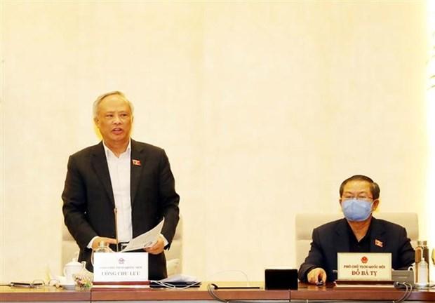 国会常委会第44次会议:为岘港市实现更快速和可持续发展注入动力 hinh anh 2