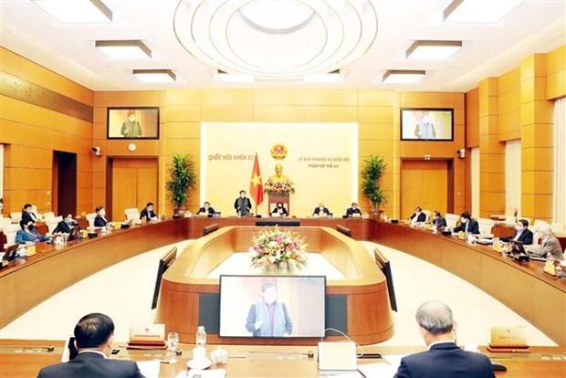 国会常委会第44次会议:为岘港市实现更快速和可持续发展注入动力 hinh anh 1