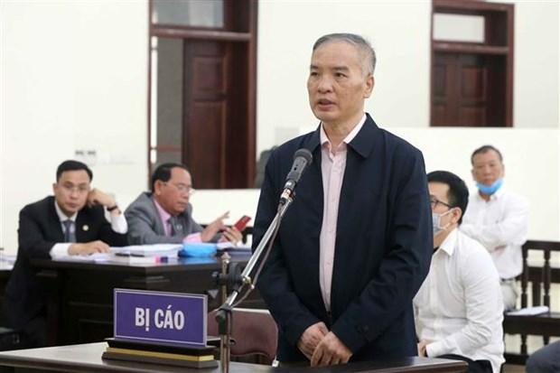MobiFone收购AVG大案:检察院建议维持对被告阮北山的原判 hinh anh 2