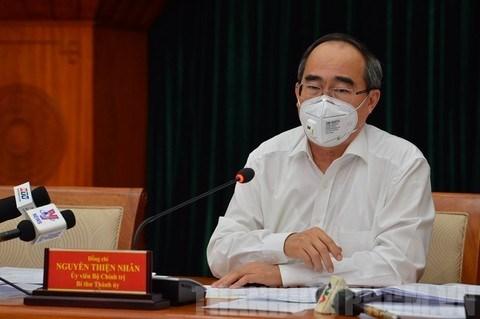 胡志明市确定未来时间疫情感染三大风险 hinh anh 2