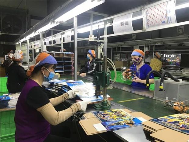 新冠肺炎疫情:胡志明市努力帮助企业恢复生产经营正常秩序 hinh anh 1