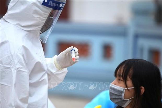 外国非政府组织愿支持越南政府抗击新冠肺炎疫情阻击战中所付出的努力 hinh anh 1