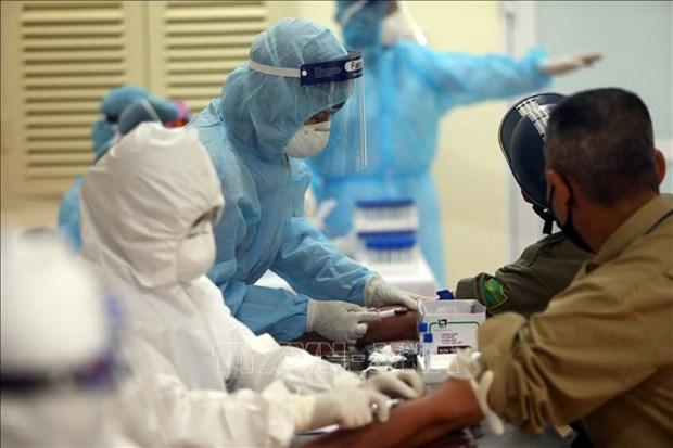 俄罗斯和智利两国驻越南大使高度评价越南控制新冠肺炎疫情的努力和经验 hinh anh 1