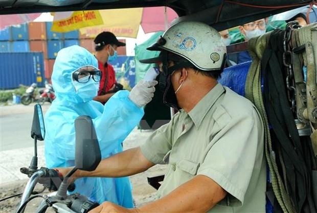 胡志明市确定未来时间疫情感染三大风险 hinh anh 1