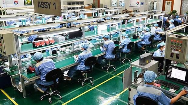 推进南部地区重点经济区的主导产业发展:推进经济发展的动力 hinh anh 1