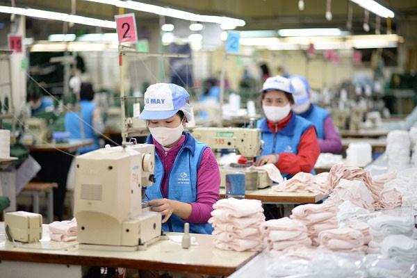 越南有望成为布料口罩生产大国 hinh anh 1