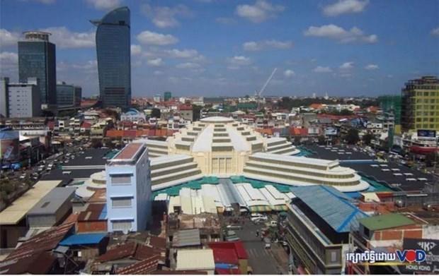 2020年第一季度柬埔寨对泰国出口额增长115% hinh anh 1