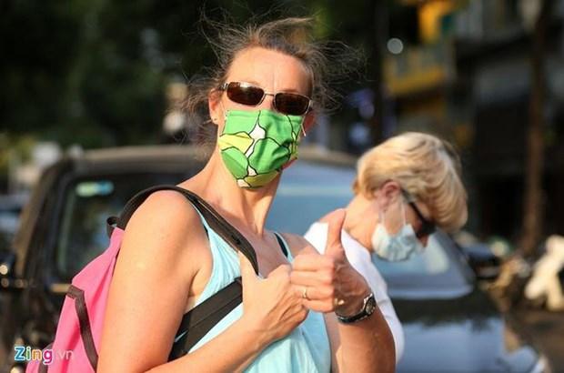 越南为因新冠肺炎疫情逾期滞留的外国公民提供协助 hinh anh 1
