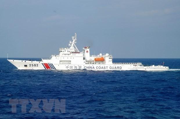 外国专家纷纷表示:中国在东海的行为违反了国际法 hinh anh 1