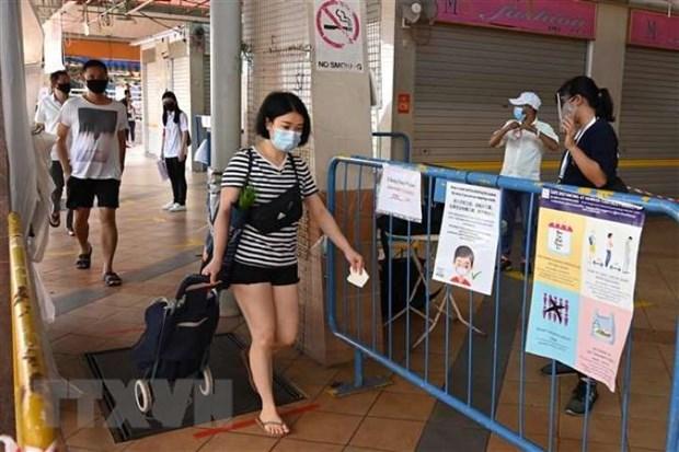 新冠肺炎疫情:老挝、泰国继续加强疫情防控工作 新加坡单日新增799例确诊病例 hinh anh 3