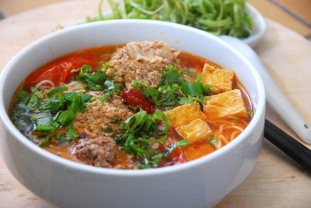法国媒体介绍越南首都河内的传统美食 hinh anh 1