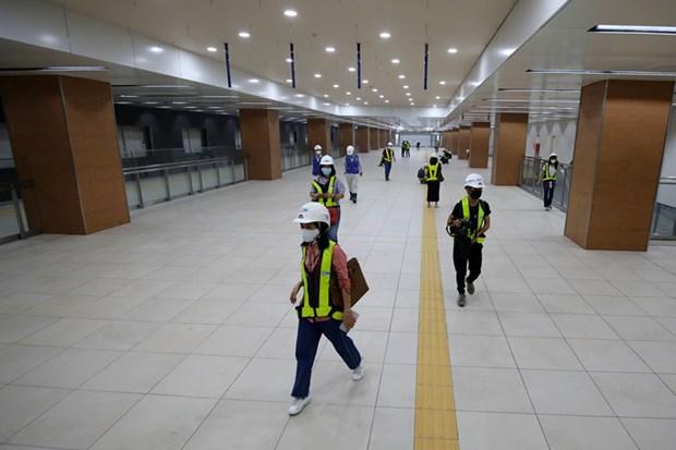 胡志明市将尽快运输日本列车到越南 hinh anh 2