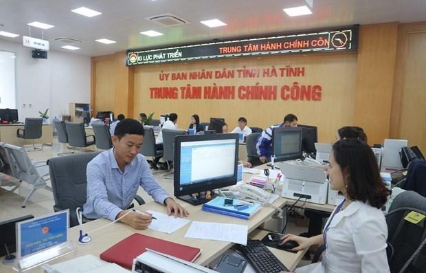 联合国开发计划署公布2019年越南省级公共管理和行政效益指数 hinh anh 1