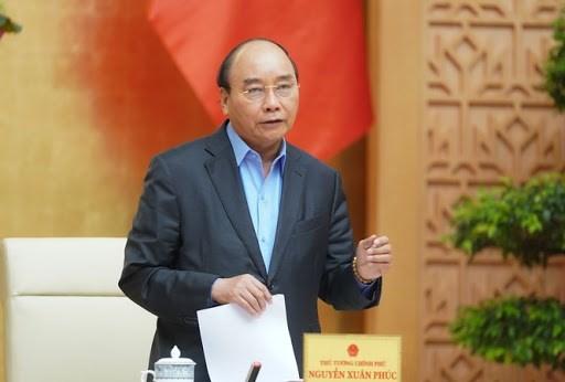 越南政府总理指导调查新冠肺炎疫情防控中的违纪违法行为 hinh anh 1