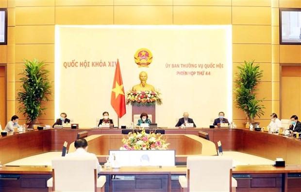越南国会常委会第44次会议:建议2025年前继续免征农业土地使用税 hinh anh 1