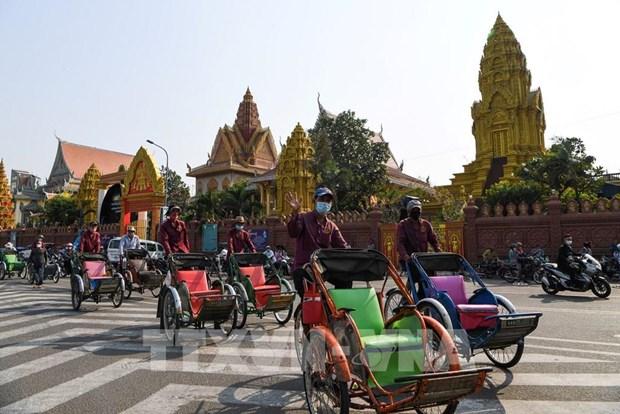 美国再次援助柬埔寨150万美元用于抗击疫情 hinh anh 1