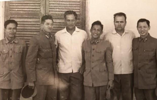 越南国家统一45周年:坚强意志、充满信心和正确决定是1975年春季大捷的关键所在 hinh anh 1