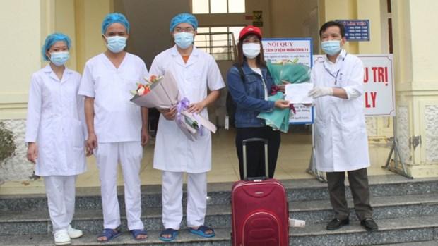 截至29日上午越南无新增新冠肺炎确诊病例 再增一名复阳患者 hinh anh 1