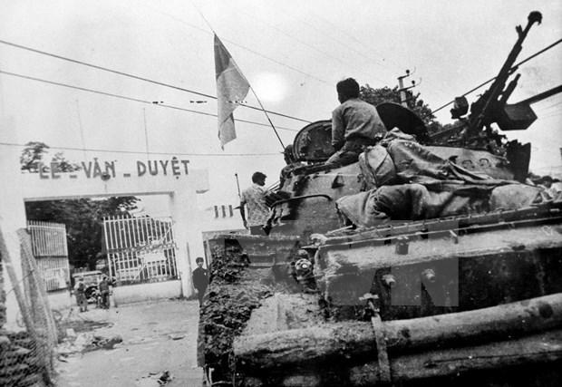阮辉校上将:无数战士的牺牲才换来1975年春季总进攻的胜利 hinh anh 2
