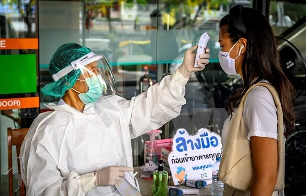 外籍劳工确诊病例激增新加坡防疫面临新挑战 泰国将紧急状态再延长一个月 hinh anh 1