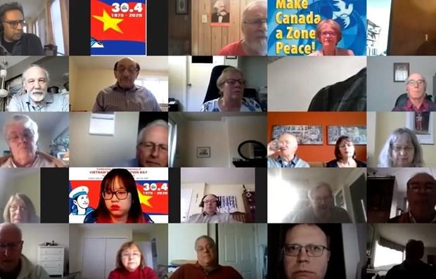 越南国家统一45周年:加拿大友人眼中团结一致的越南 hinh anh 1