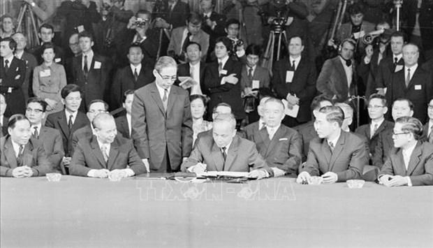 从《巴黎协定》到1975年春季大捷:谈判艺术及经验教训的永恒价值 hinh anh 1