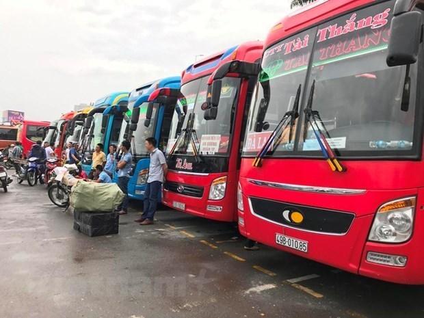 越南交通运输部对各类交通运输工具开行班次情况做出详细规定 自4月29日0时起生效 hinh anh 2