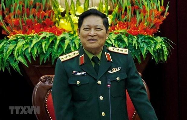 国防部部长吴春历大将:1975年春季总进攻和崛起——强烈的爱国主义,和平、独立和自由渴望的胜利 hinh anh 1