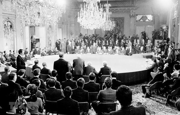 国家统一45周年:越南外交对1975年春季大捷的贡献 hinh anh 1