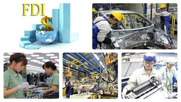 越南政府出台提高外国投资合作的行动计划 hinh anh 1