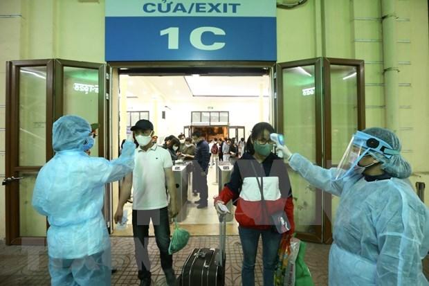 新冠肺炎疫情:5月1日越南继续无新增新冠肺炎确诊病例 hinh anh 1
