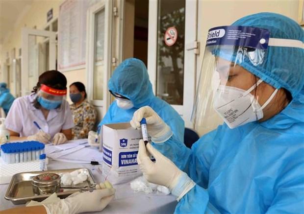越南连续15天无出现社区新增病例 人民在防疫中绝不能掉以轻心 hinh anh 1