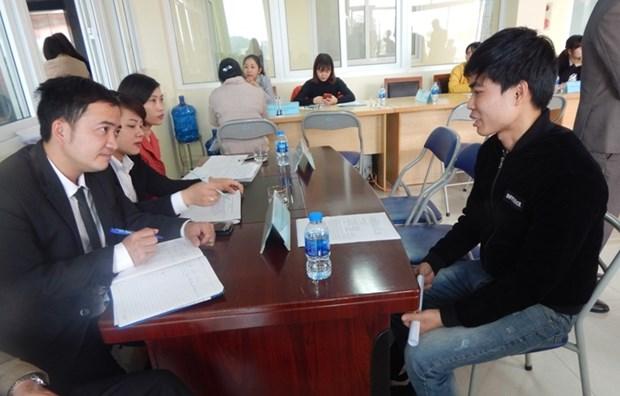 北江省集中为劳动人员创造就业机会 hinh anh 1