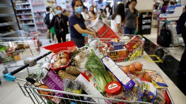 新加坡与亚太地区五国承诺促进货物贸易 hinh anh 1