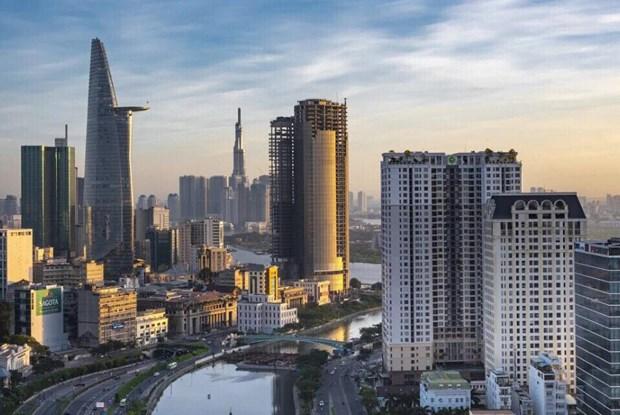 专家预测胡志明市房地产市场的发展趋势 hinh anh 1