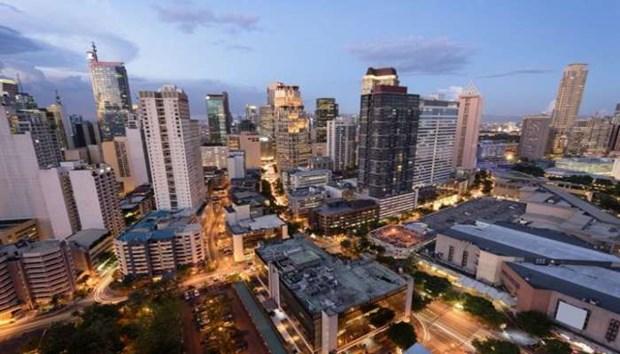 菲律宾经济预计将遭遇20多年来首次衰退 hinh anh 1