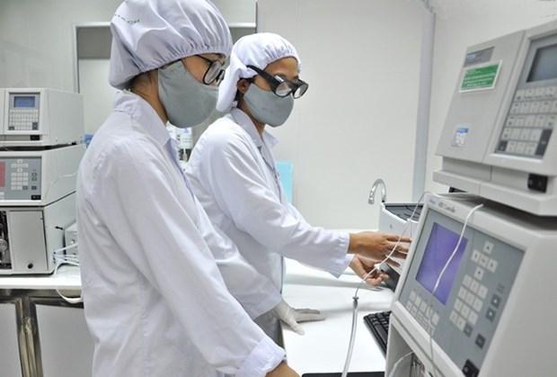 着力推进新冠病毒疫苗研发 hinh anh 1