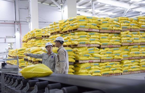 越南化肥行业应主动迎来EVFTA带来的机遇 hinh anh 1