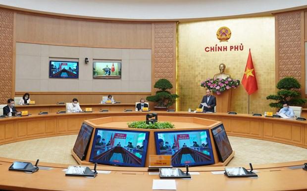 越南政府总理与企业全国会议将于5月9日召开 hinh anh 1