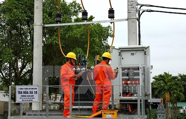 越南2020年旱季的用电需求预计增长5.7% hinh anh 1