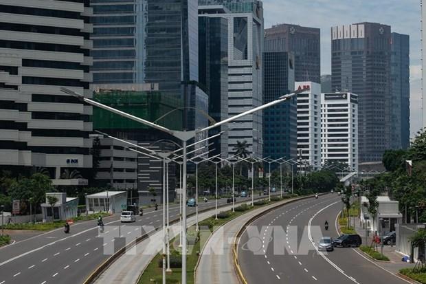 印尼出资建设收费高速公路 推进经济快速复苏 hinh anh 1