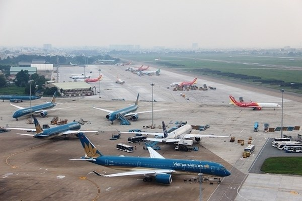 越南航空局提议增加国内航班班次 hinh anh 1