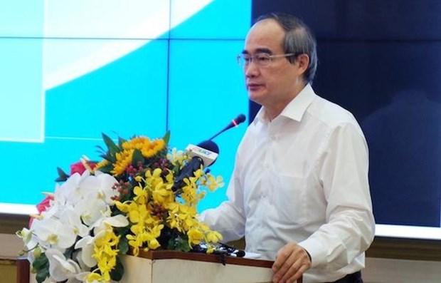 胡志明市寻找措施恢复经济发展 hinh anh 1