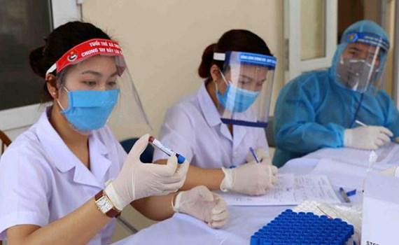新冠肺炎疫情:5月5日上午越南无新增病例 50例患者正在接受治疗 hinh anh 1