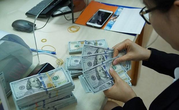 5月5日越盾对美元汇率中间价上调15越盾 hinh anh 1