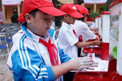联合国儿童基金会继续向学校供水与环境卫生计划提供援助 hinh anh 1