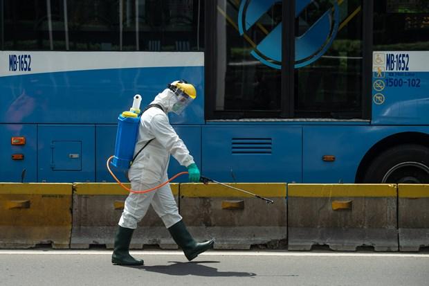 新冠肺炎疫情:印尼单日新增病例数创新高 泰国疫情形势出现积极转变 hinh anh 1