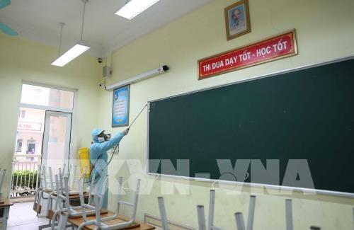 """越南教育培训部副部长阮友度:确保学生安全返校复学的""""4个硬性标准"""" hinh anh 2"""