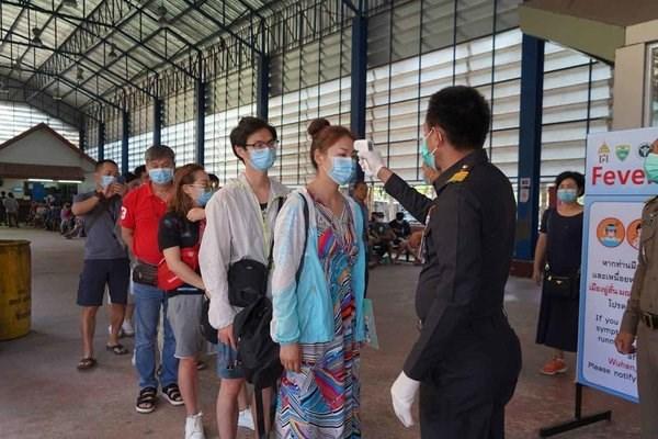 世卫组织对柬埔寨第二波新冠肺炎疫情表示关注 hinh anh 1