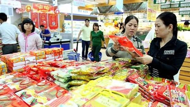 2020年前4月越南商品零售和服务业收入总额达1520万亿越盾 hinh anh 1